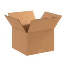 12 x 12 x 8 Corrugated Boxes, 12128