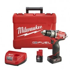 M12 FUEL 1/2 Inch Hammer Drill/Driver Kit, 2404-22
