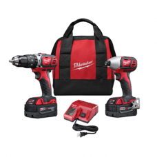 M18 Cordless LITHIUM-ION 2 Tool Combo Kit, 2697-22