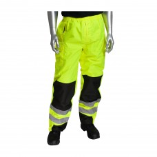 ANSI 107 Class E Ripstop Reinforced Overpant, 318-1771-YEL