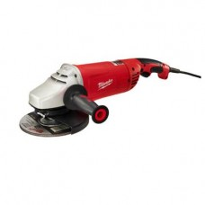 15 Amp 7 Inch / 9 Inch Large Angle Grinder with Lock-on, 6088-30