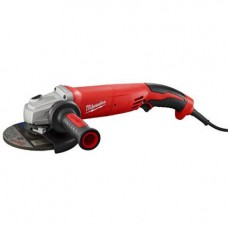 13 Amp 5 Inch Small Angle Grinder Trigger Grip, Lock-On, 6124-30
