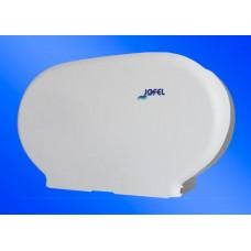 Jofel Azur 9 Inch Twin Tissue Dispenser, 614-00