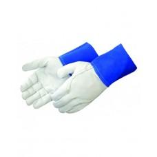 Gunn Pattern Goatskin TIG Welder Gloves, 7418