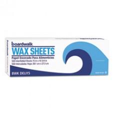 Interfold-Sheet Deli Paper, BWKDELI15