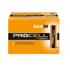 Duracell Procell AAA Batteries, PC2400