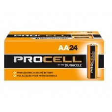 Duracell Procell AA Batteries, PC1500