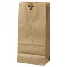 #10 Paper Grocery Bag, BAGGK10500