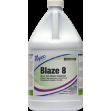 Blaze 8 Heavy Duty Cleaner Degreaser, NL220