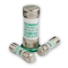 Classic CC Dual Element Time Delay Fuses, CCMR