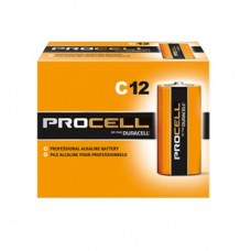 Duracell Procell C Cell Batteries, PC1400