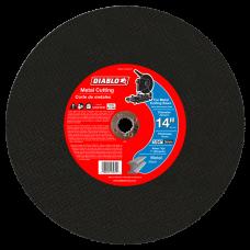 14 Inch Metal Chop Saw Disc, DBD014109A01F