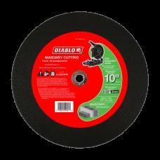 10 Inch Masonry Cut-Off Disc, DBD100093L01C