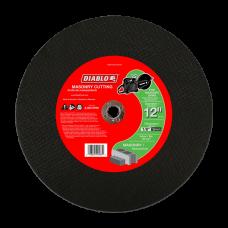 12 Inch Masonry High Speed Cut-Off Disc, 20mm, DBD120125G01C