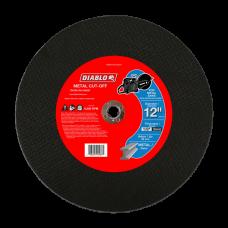 12 Inch Metal High Speed Cut-Off Disc, 20mm, DBD120125G01F