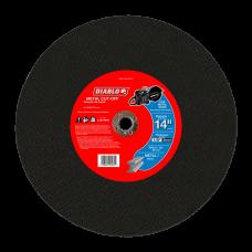 14 Inch Metal High Speed Cut-Off Disc, 20mm, DBD140125G01F