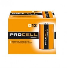 Duracell Procell D Cell Batteries, PC1300