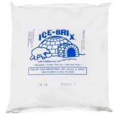 6 1/4 x 6 x 1 Inch 16 ounce Ice-Brix Cold Packs, IB16BPD