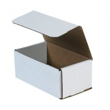 7 x 4 x 3 White Corrugated Mailers, M743