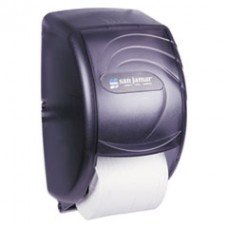 Duett Standard Bath Tissue Dispenser, SAN R3590TBK
